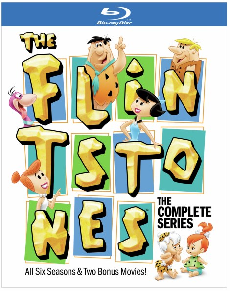 'The Flintstones: The Complete Series'; Now Arriving On Blu-ray October 27, 2020 From Warner Bros 4