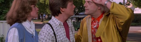 back to the future the ultimate trilogy blu-ray review