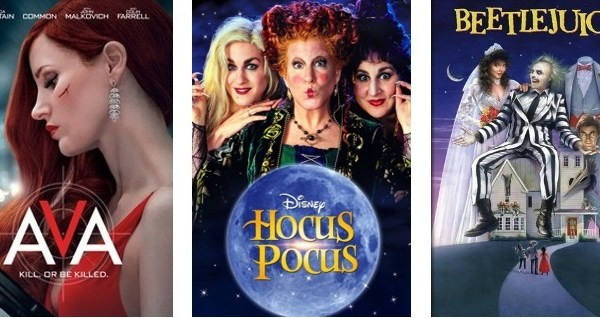 DEG Watched At Home Top 20 List For 10/08/20: South Park, Hocus Pocus, Beetlejuice 28