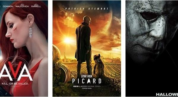 DEG Watched At Home Top 20 List For 10/15/20: Hocus Pocus, Star Trek: Picard, Halloween 4
