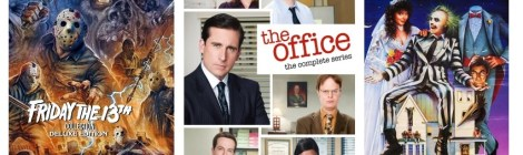 DEG Watched At Home Top 20 List For 10/22/20: Friday The 13th Collection, The Office, Friends 2
