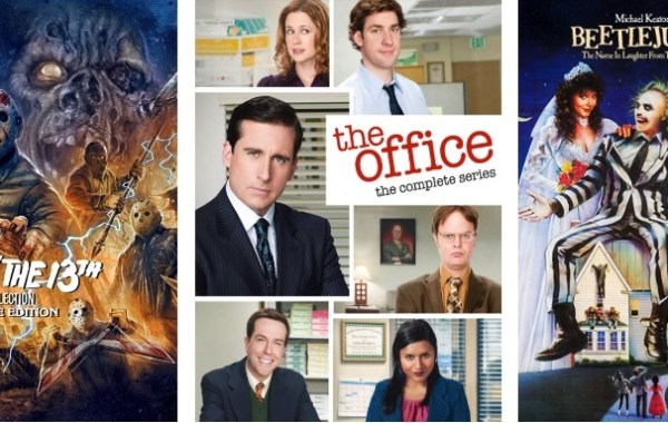 DEG Watched At Home Top 20 List For 10/22/20: Friday The 13th Collection, The Office, Friends 22