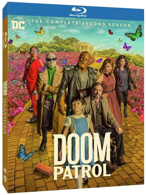 doom patrol season 2 blu ray