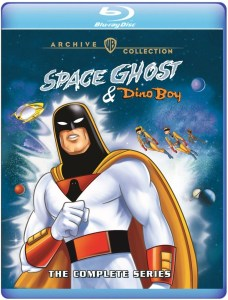 [Blu-Ray Review] 'Space Ghost And Dino Boy: The Complete Series'; Available On Blu-ray October 13, 2020 From Warner Archive 8