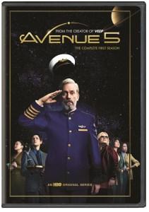 Warner Archive: December 2020 TV New Releases: 'Tex Avery Screwball Classics: Volume 2 Blu-ray', 'Avenue 5: Season 1 DVD' & More 3
