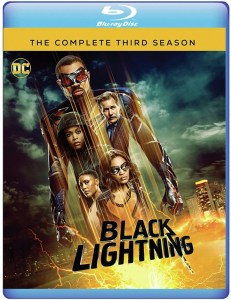 [Blu-Ray Review] 'Black Lightning: The Complete Third Season'; Now Available On Blu-ray & DVD From Warner Archive 1