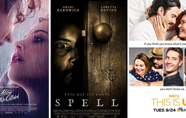 DEG Watched At Home Top 20 List For 11/05/20: Spell, This Is Us, After We Collided 1