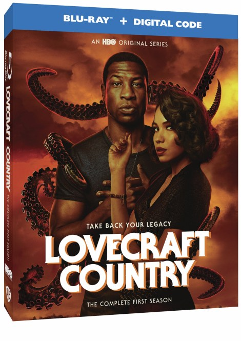 lovecraft country season 1 blu ray
