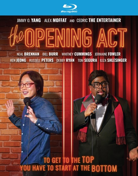 'The Opening Act'; Arrives On Blu-ray & DVD December 15, 2020 From RLJE Films 9