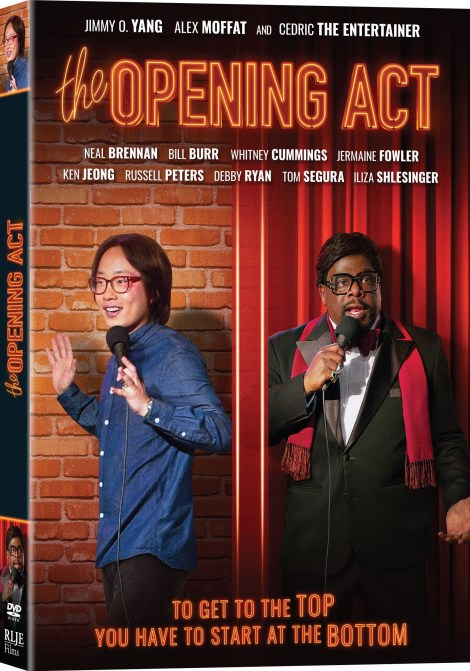 'The Opening Act'; Arrives On Blu-ray & DVD December 15, 2020 From RLJE Films 10