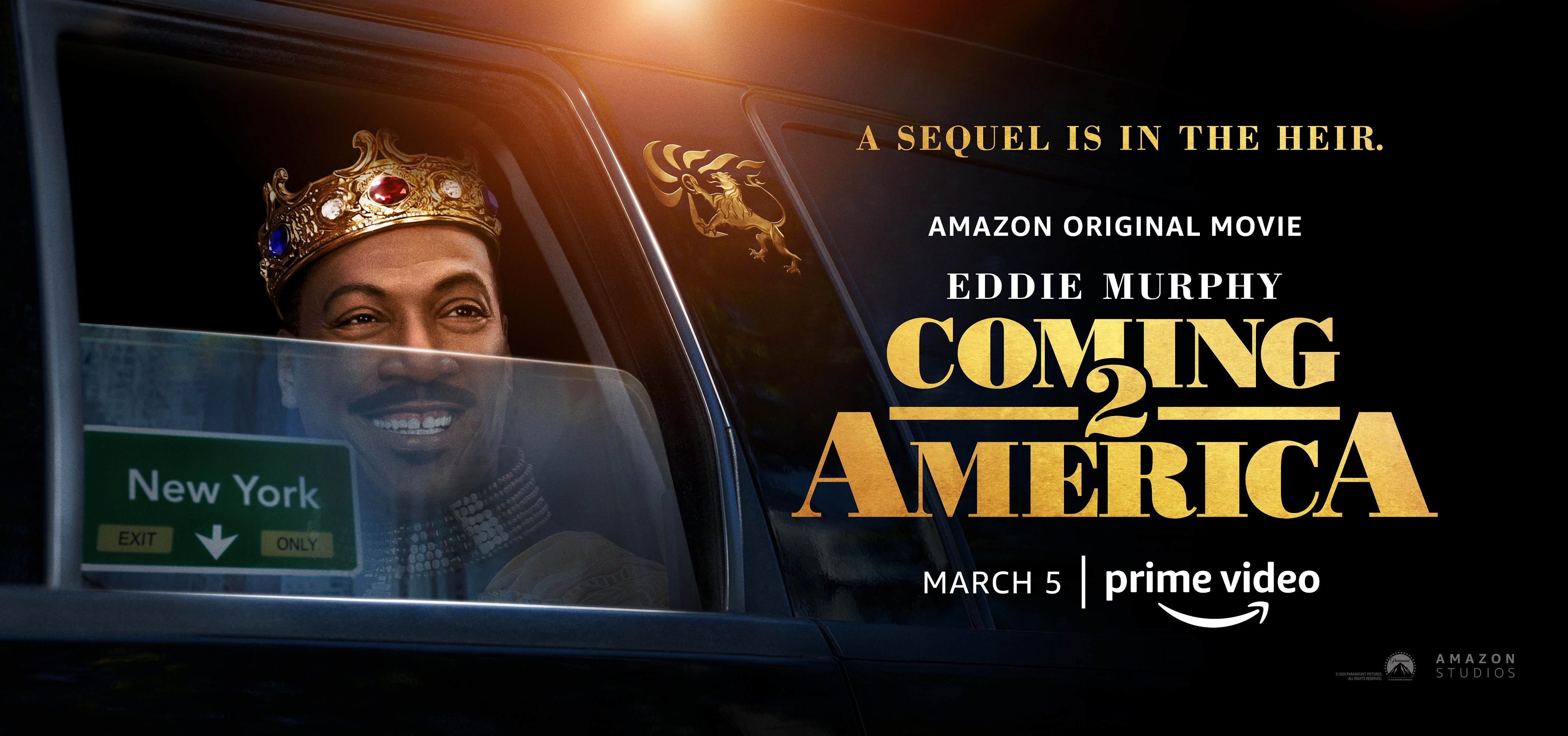Coming 2 America'; The First Trailer & Poster For The Eddie Murphy Sequel Have Arrived! - Screen-Connections