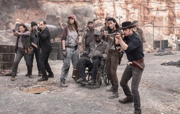 AMC Renews 'Fear The Walking Dead' For Season 7 1