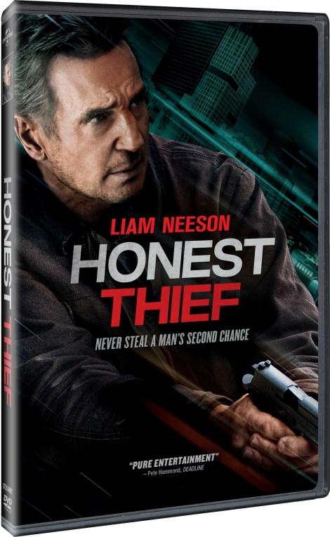 'Honest Thief'; Arrives On Digital December 8 & On Blu-ray & DVD December 29, 2020 From Universal 5