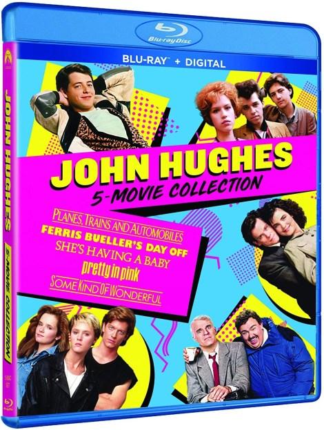 john hughes 5 movie collection blu ray