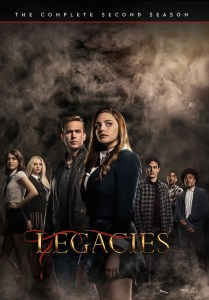 Warner Archive: January 2021 TV New Releases: 'Legacies: Season 2', 'Manifest: Season 2' & More 3
