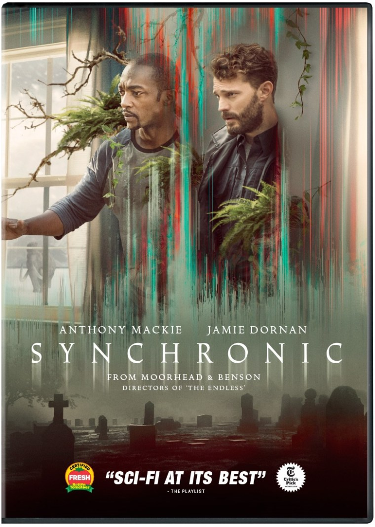 Justin Benson & Aaron Moorhead's 'Synchronic'; Arrives On Digital January 12 & On Blu-ray & DVD January 26, 2021 From Well GO USA 7