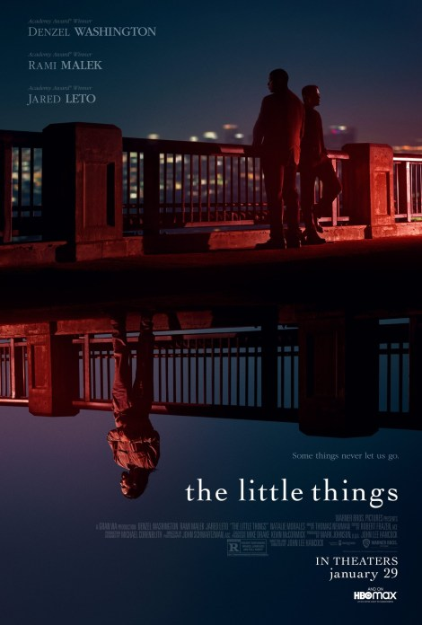 'The Little Things'; The First Trailer & A New Poster For The Star-Studded Thriller Are Here 6