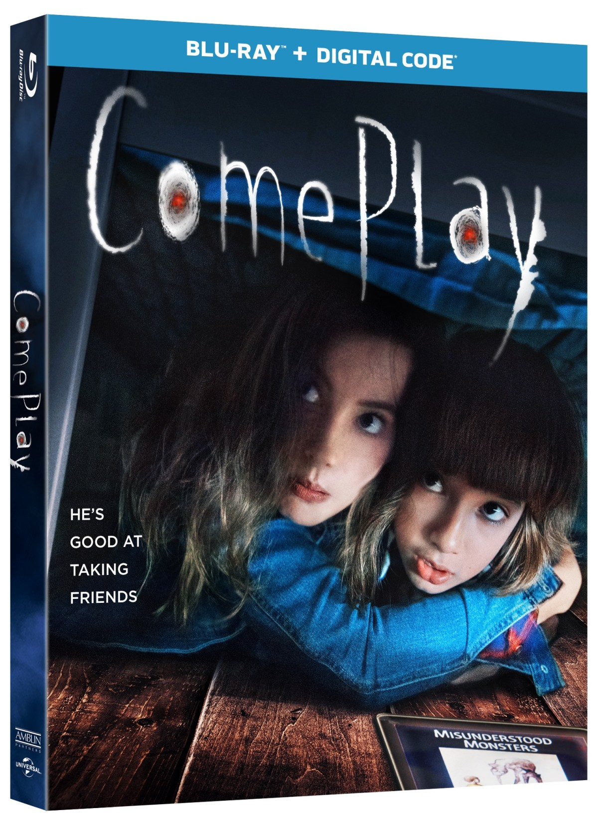 come play blu ray