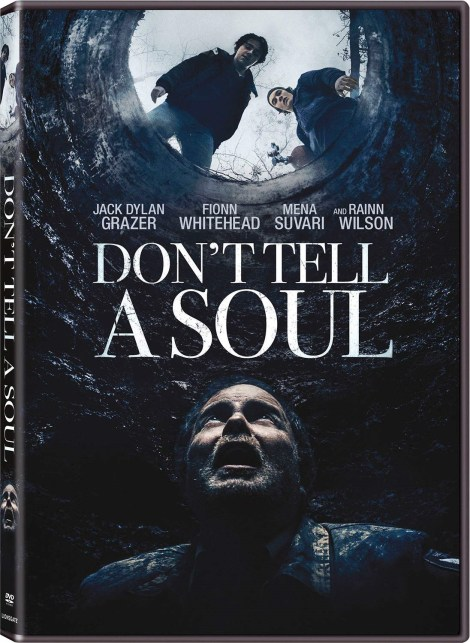 Don't Tell A Soul; Arrives On Blu-ray & DVD March 16, 2021 From Lionsgate 3