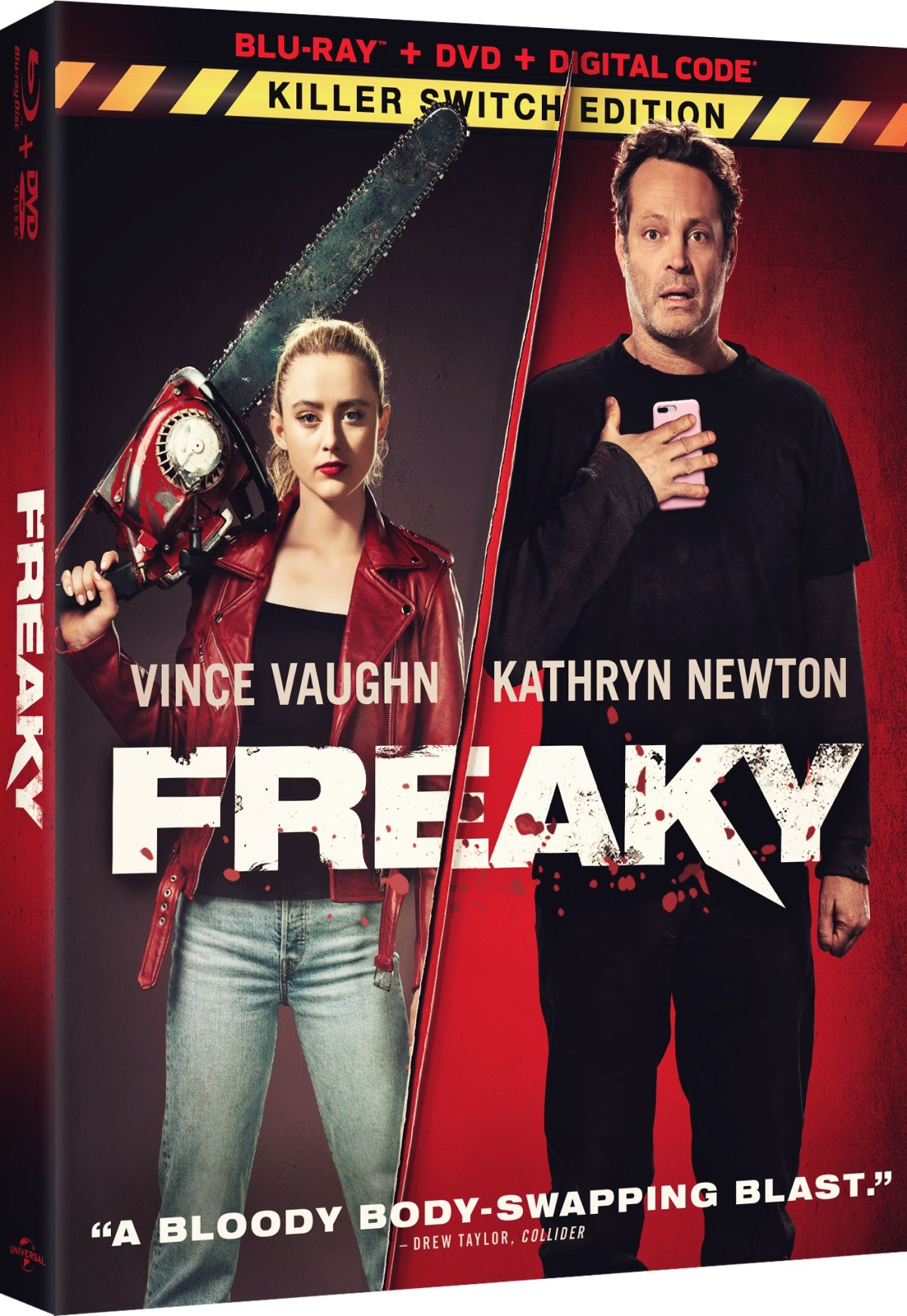freaky bluray