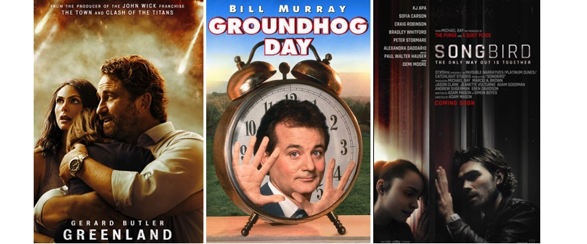DEG Watched At Home Top 20 List For 02/11/21: Groundhog Day, Greenland 11
