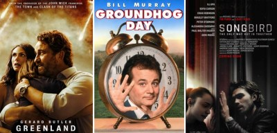 DEG Watched At Home Top 20 List For 02/11/21: Groundhog Day, Greenland 5