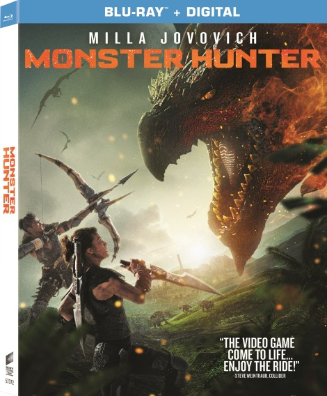Monster Hunter; Arrives On Digital February 16 & On 4K Ultra HD, Blu-ray & DVD March 2, 2021 From Sony 3