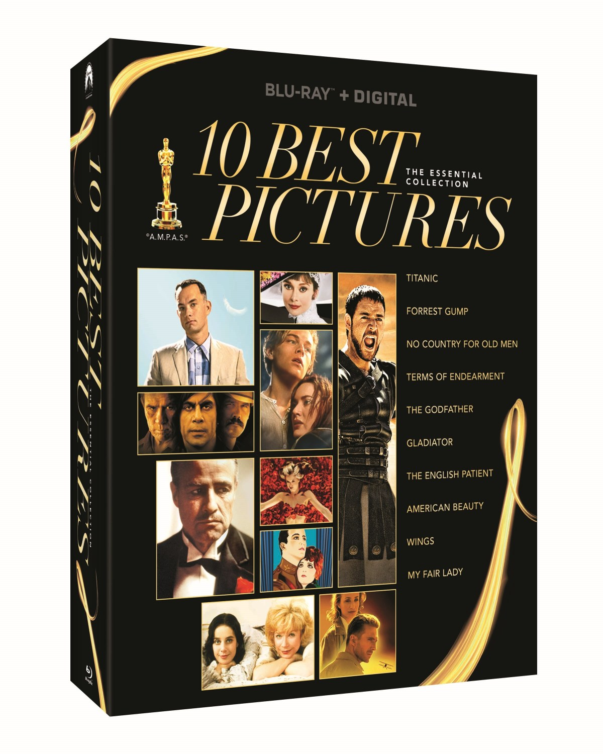 Best Picture Essentials 10-Movie Collection; Arrives On Blu-ray March 23, 2021 From Paramount 4