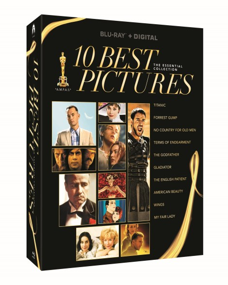 Best Picture Essentials 10-Movie Collection; Arrives On Blu-ray March 23, 2021 From Paramount 7