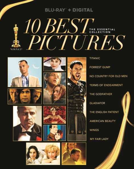 Best Picture Essentials 10-Movie Collection; Arrives On Blu-ray March 23, 2021 From Paramount 8