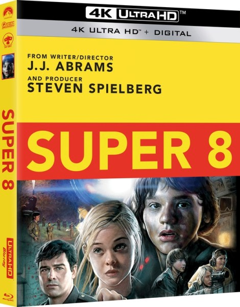 Super 8; Arrives On 4K Ultra HD May 25, 2021 From Paramount 1