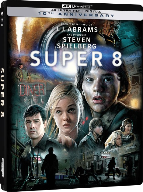 Super 8; Arrives On 4K Ultra HD May 25, 2021 From Paramount 4