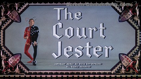 [Blu-Ray Review] The Court Jester (1956) (Paramount Presents); Now Available From Paramount 2