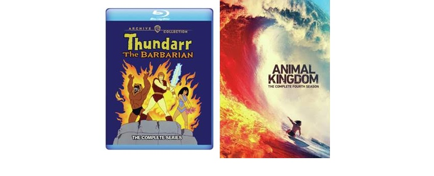 Warner Archive: March 2021 TV New Releases: 'Thundarr The Barbarian: The Complete Series' & 'Animal Kingdom: Season 4' 2