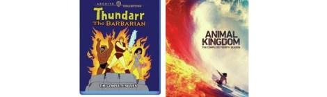 Warner Archive: March 2021 TV New Releases: 'Thundarr The Barbarian: The Complete Series' & 'Animal Kingdom: Season 4' 4