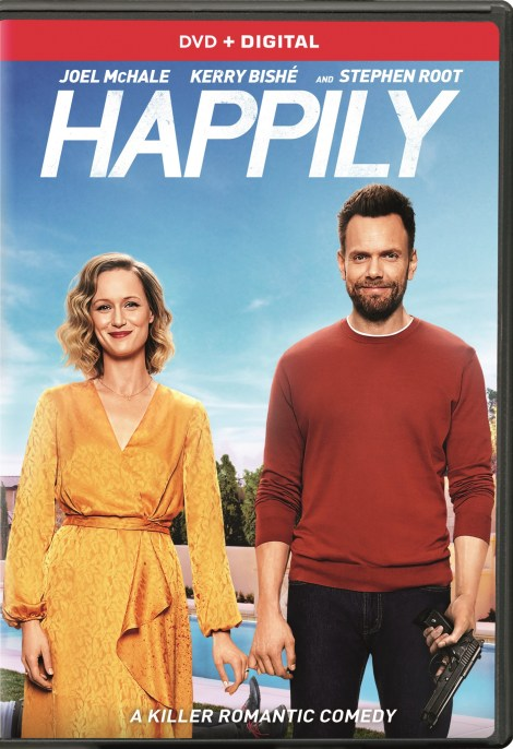 'Happily'; Arrives On DVD May 25, 2021 From Paramount 1