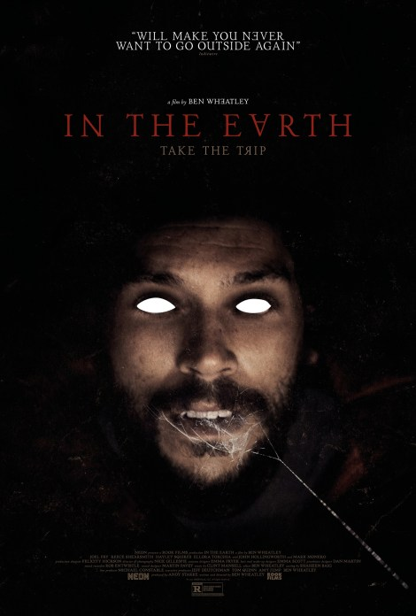 'In The Earth'; Take A Trip With The Eerie Full Trailer & 4 Character Posters For Ben Wheatley's New Horror Film 2