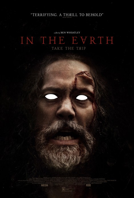 'In The Earth'; Take A Trip With The Eerie Full Trailer & 4 Character Posters For Ben Wheatley's New Horror Film 4