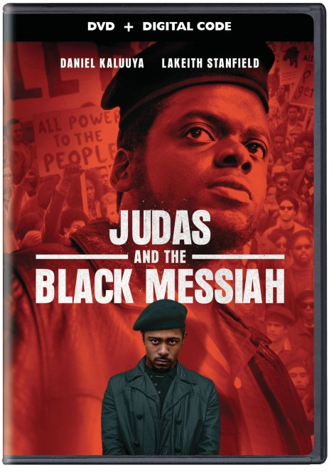 Judas and the Black Messiah; Own It On Digital April 27 & On Blu-ray & DVD May 4, 2021 From Warner Bros 2