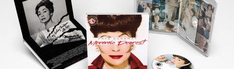 mommie dearest blu ray