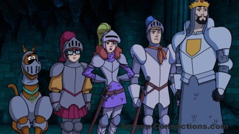 [DVD Review] Scooby-Doo! The Sword And The Scoob; Now Available On DVD & Digital From Warner Bros 14