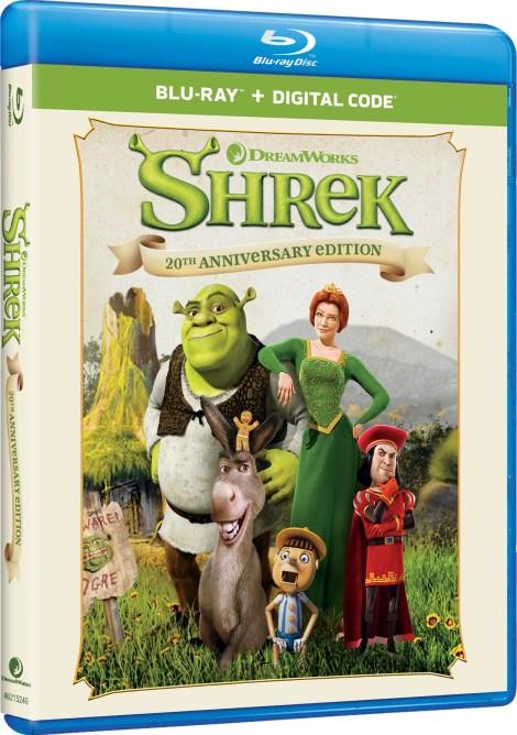 Shrek: 20th Anniversary Edition; Debuts On 4K Ultra HD & On Blu-ray & DVD May 11, 2021 From DreamWorks - Universal 14