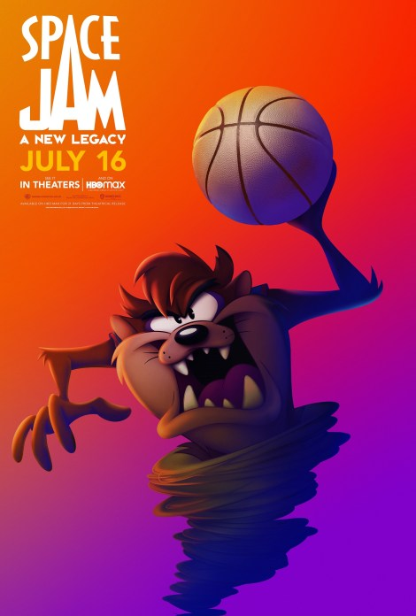 'Space Jam: A New Legacy'; 8 Character Posters Debut For The Upcoming Sequel 7