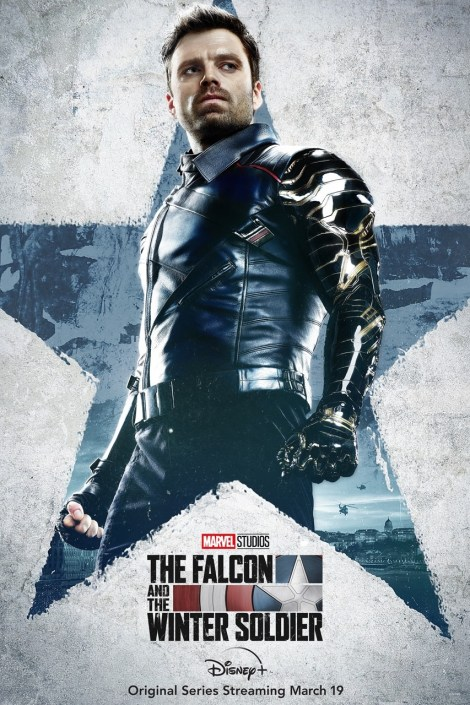 'The Falcon And The Winter Soldier'; 4 Character Posters Revealed For Marvel's Disney Plus Series 2