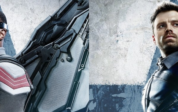 the falcon and the winter soldier character posters