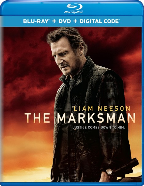 The Marksman; Arrives On Digital April 27 & On Blu-ray & DVD May 11, 2021 From Universal 9