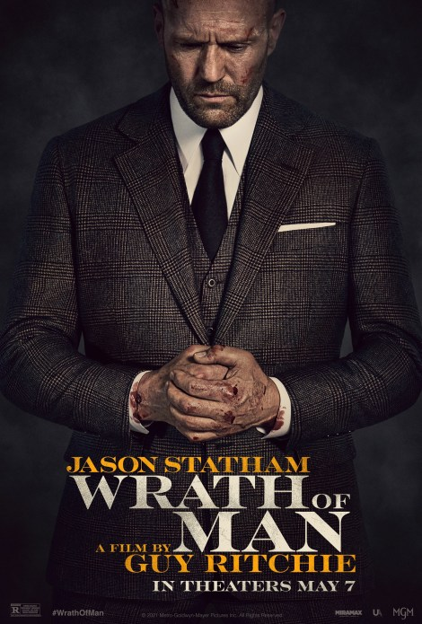 'Wrath Of Man'; Jason Statham Is A One Man Army In The Action-Packed First Trailer & Poster For The New Guy Ritchie Film 1