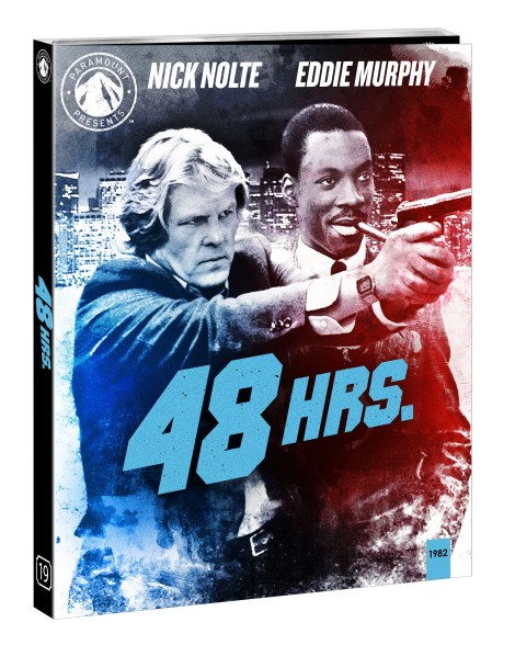 '48 Hours' & 'Another 48 Hours'; Arriving On Blu-ray Newly Remastered July 6, 2021 As Part Of The Paramount Presents Line From Paramount 1