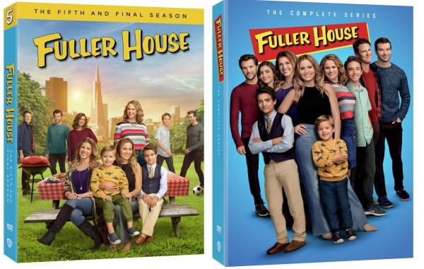 fuller house dvd