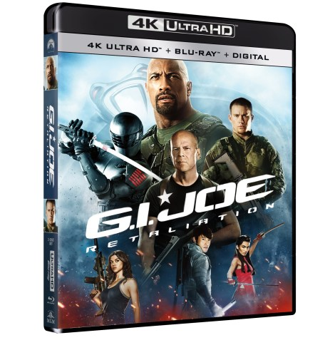 'G.I. Joe: The Rise Of Cobra' & 'G.I. Joe: Retaliation'; Arriving Separately On 4K Ultra HD July 20, 2021 From Paramount 2
